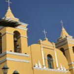 church, peru, trujillo
