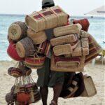 merchant, seller, basket